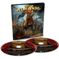 "Victor Smolski's ALMANAC ""Tsar"" /Ltd. CD + DVD Digibook/"