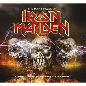 "VA ""The Many Faces Of Iron Maiden (A Journey Through The Inner World Of Iron Maiden)"" /3CD Digipack/"