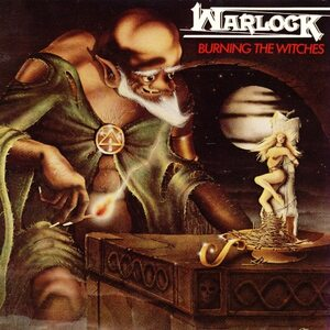 "WARLOCK ""Burning The Witches"" /CD/"