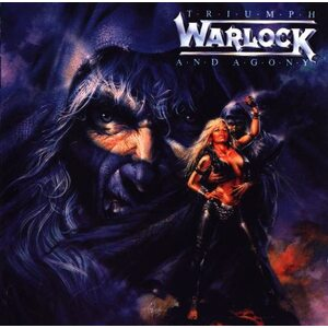 "WARLOCK ""Triumph And Agony"" /CD/"