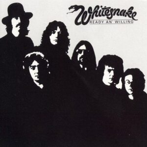 "WHITESNAKE ""Ready An' Willing"" /CD/"