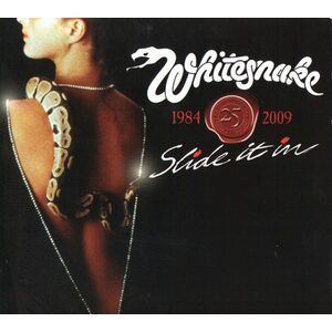 "WHITESNAKE ""Slide It In"" /Limited Edition CD + DVD/"