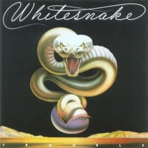 "WHITESNAKE ""Trouble"" + ""Snakebite"" /CD/"