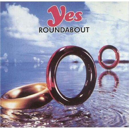 """YES """"Roundabout"""" /CD/"""