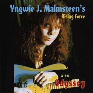 "Yngwie J. Malmsteen's RISING FORCE ""Odyssey"" /CD/"