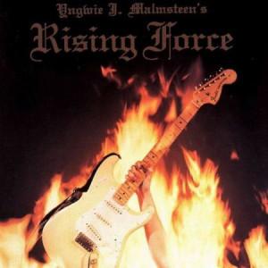 "Yngwie J. Malmsteen's RISING FORCE ""Rising Force"" /CD/"