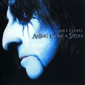 "ALICE COOPER ""Along Came A Spider"" /CD/"