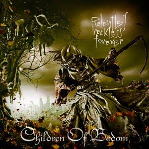 "CHILDREN OF BODOM ""Relentless, Reckless Forever"" /CD/"