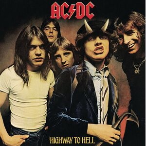 """AC/DC """"Highway To Hell"""" /LP/"""