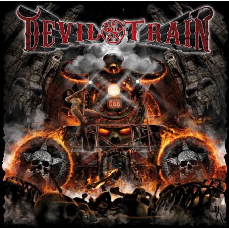 "DEVIL'S TRAIN ""Devil's Train"" /CD/"