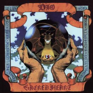 "DIO ""Sacred Heart"" /LP/"