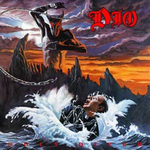 "DIO ""Holy Diver"" /LP/"