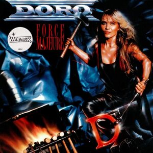 """DORO """"Force Majeure"""" /LP/"""