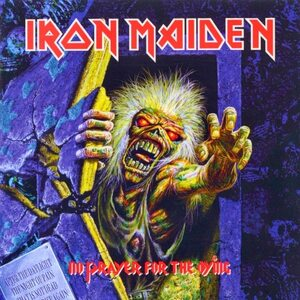 "IRON MAIDEN ""No Prayer For The Dying"" /CD/"