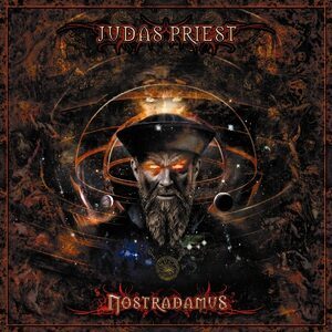 "JUDAS PRIEST ""Nostradamus"" /2CD/"