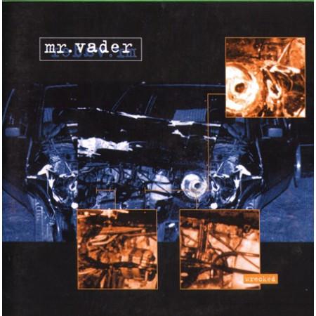 "MR. VADER ""Wrecked"" /CD/"