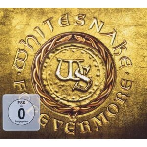 "WHITESNAKE ""Forevermore"" /Ltd. Digipack CD + DVD/"