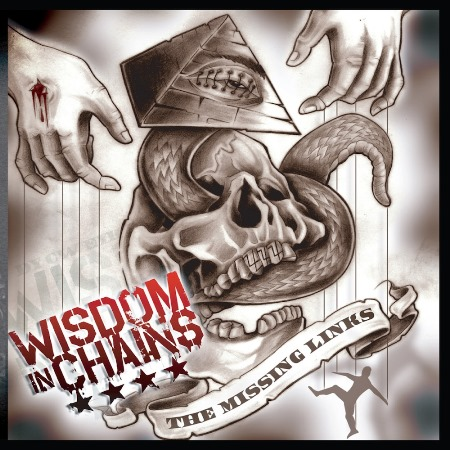 """WISDOM IN CHAINS """"The Missing Links"""" /CD/"""