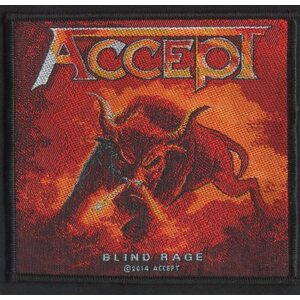 "ACCEPT ""Blind Rage"" /Patch/"