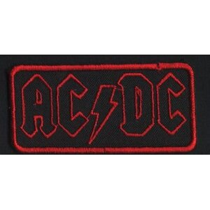 "AC/DC ""Red Logo"" /Patch/"