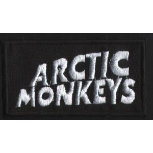 "ARTIC MONKEYS ""Logo 2"" /Patch/"