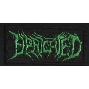 "BENIGHTED ""Green Logo"" /Patch/"