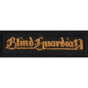 "BLIND GUARDIAN ""Golden Logo"" /Patch/"