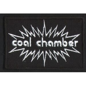 "COAL CHAMBER ""Logo"" /Patch/"