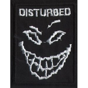 "DISTURBED ""Logo 2"" /Patch/"