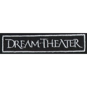 "DREAM THEATER ""Logo"" /Patch/"