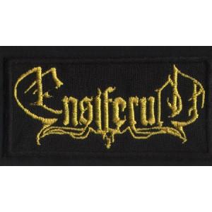 """ENSIFERUM """"Yellow Logo"""" /Patch/"""