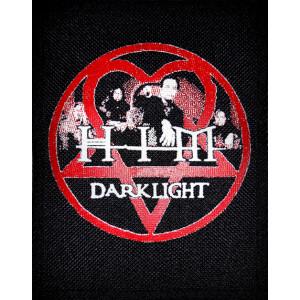 """HIM """"Darklight Pentagram"""" /Patch/"""