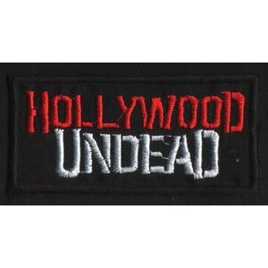 """HOLLYWOOD UNDEAD """"Logo"""" /Patch/"""