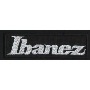 "IBANEZ ""Logo"" /Patch/"