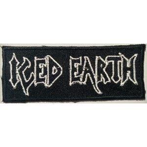 "ICED EARTH ""Logo"" /Patch/"