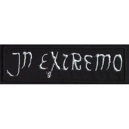 "IN EXTREMO ""Logo"" /Patch/"