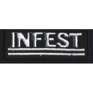 "INFEST ""Logo"" /Patch/"