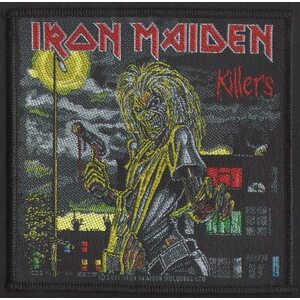 "IRON MAIDEN ""Killers"" /Patch/"