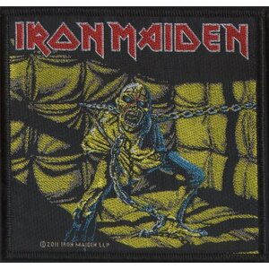 "IRON MAIDEN ""Piece of Mind"" /Patch/"