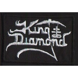 "KING DIAMOND ""Logo"" /Patch/"