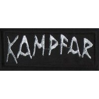 """KAMPFAR """"Logo"""" /Patch/"""