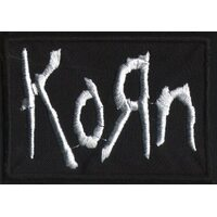 "KORN ""Logo"" /Patch/"