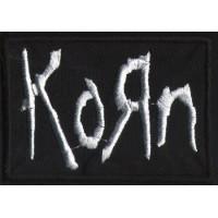 "KORN ""Logo"" /Patch/"
