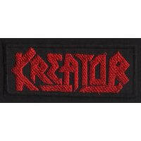 "KREATOR ""Red Logo"" /Patch/"