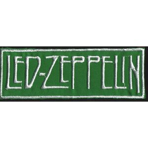 "LED ZEPPELIN ""Green Logo"" /Patch/"