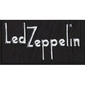 "LED ZEPPELIN ""Logo"" /Patch/"