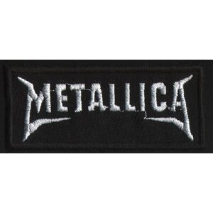 "METALLICA ""Logo II"" /Patch/"
