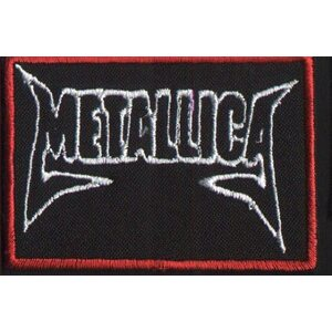 "METALLICA ""Logo"" /Patch/"