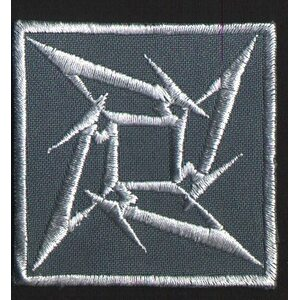 "METALLICA ""Grey Logo"" /Patch/"