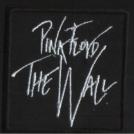"""PINK FLOYD """"The Wall"""" /Patch/"""